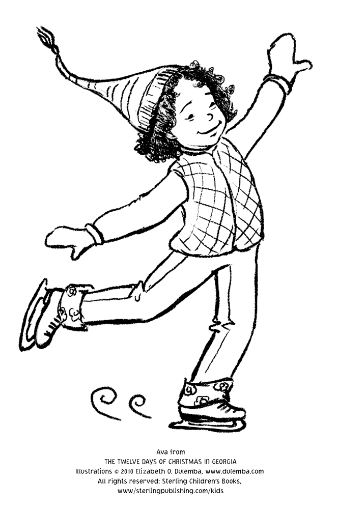ava coloring pages - photo#35