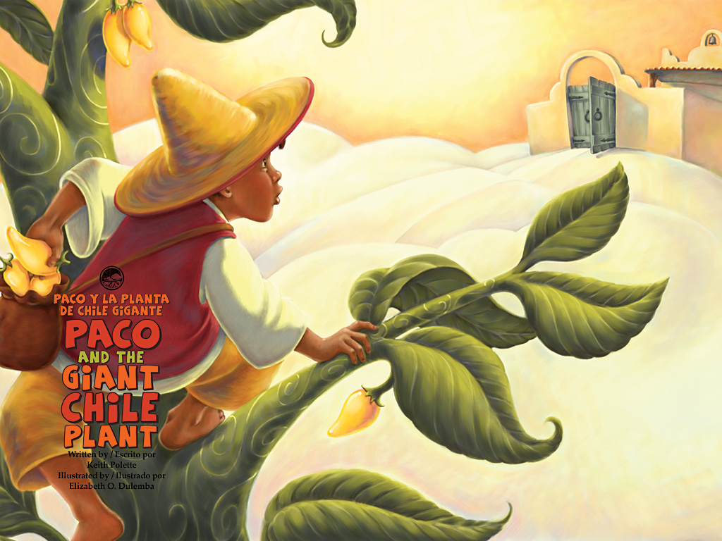 Paco and the Giant Chile Plant - Activity Page : :