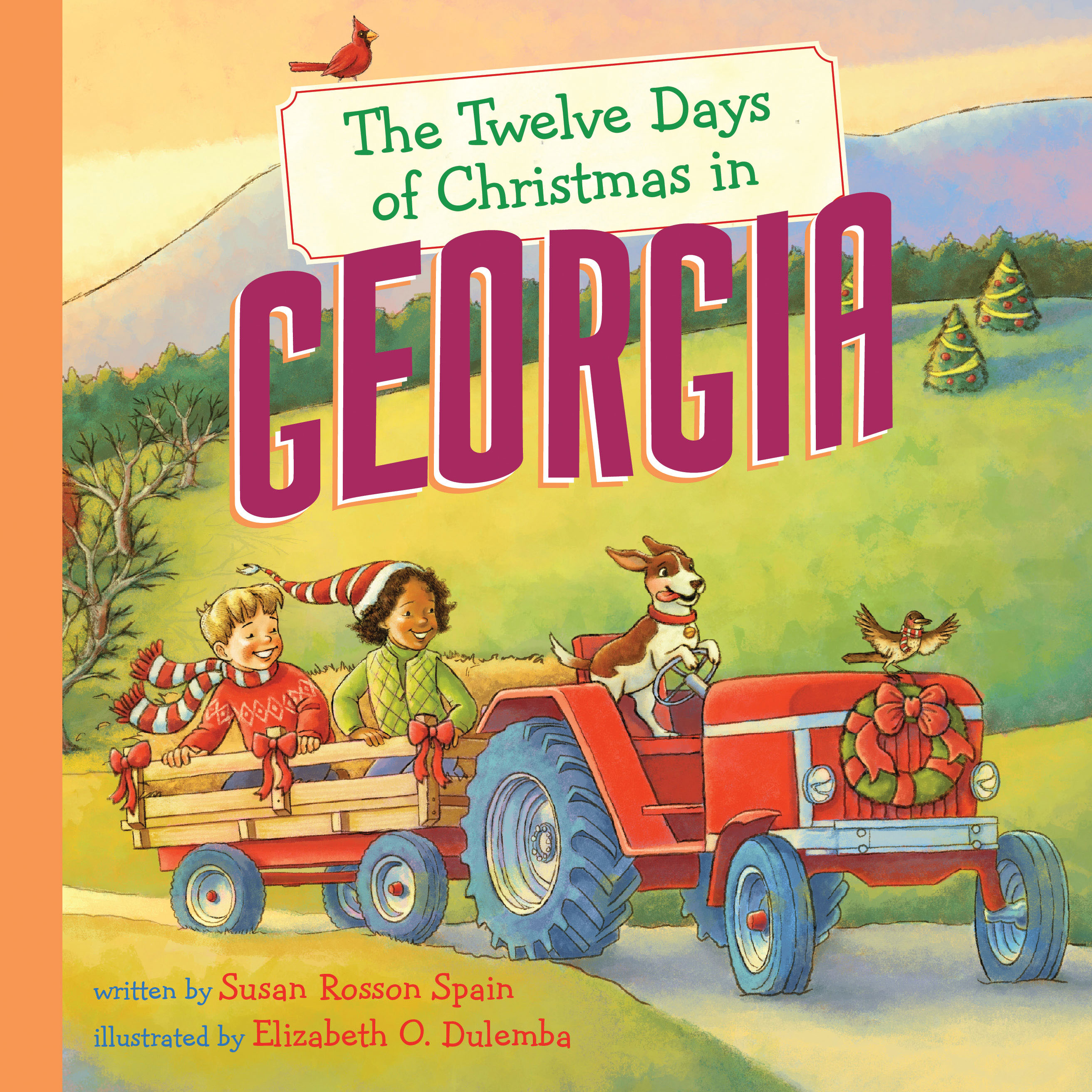 download the cover big 2mb - 12 Days Of Christmas Book