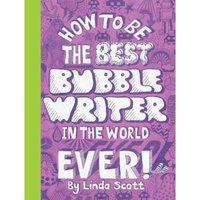Katie Bubble Writing