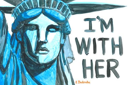 Lady Liberty Love
