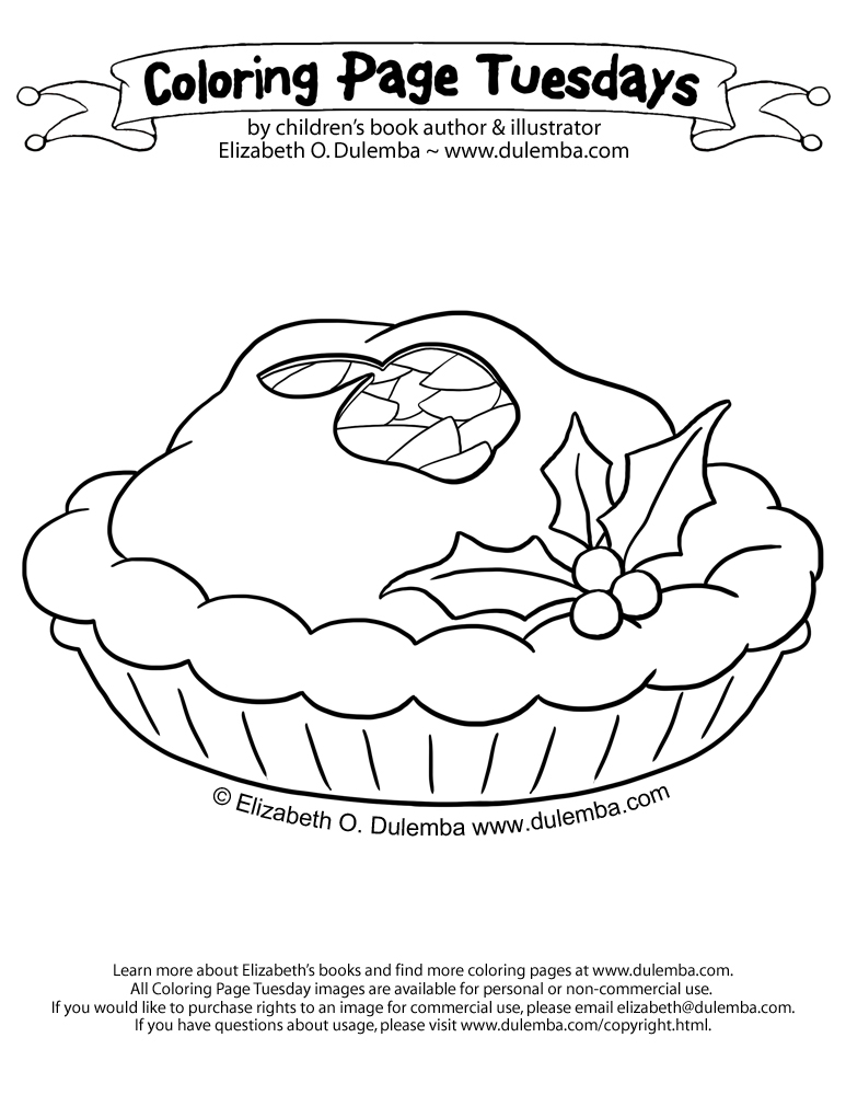 Coloring Pages Of Apple Pie : Free coloring pages of apple pie