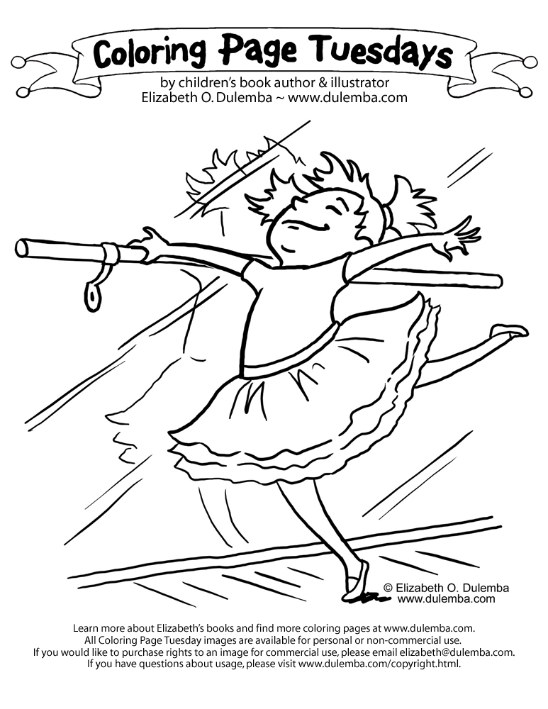 amazing coloring pages ballerina printable coloring pages