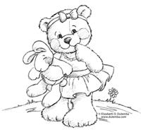 bear bunny