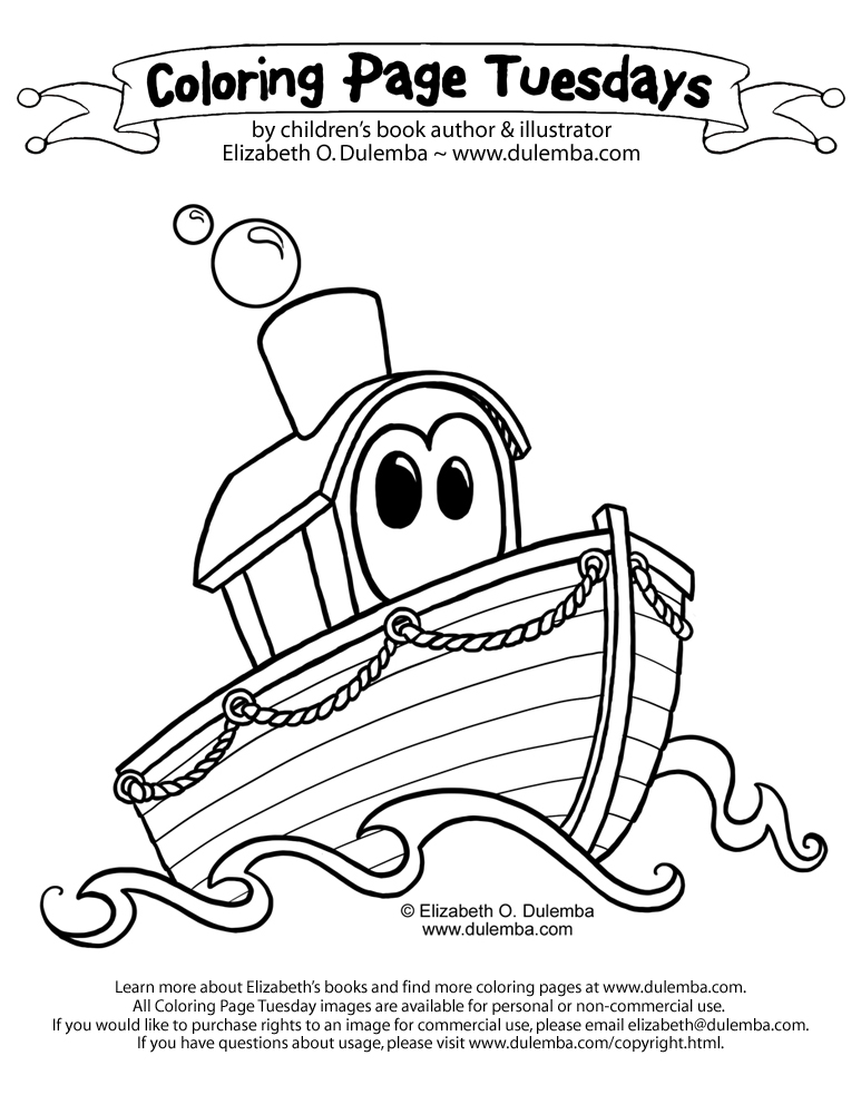 Coloring book pages boats free coloring pages for Boat coloring page