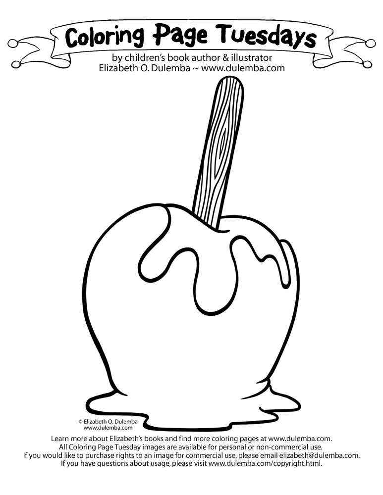 taffy coloring pages-#2