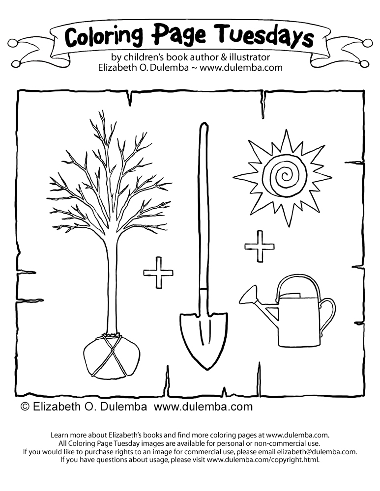 Coloring Pages For 2015 : Dulemba: coloring page tuesday earth day 2015