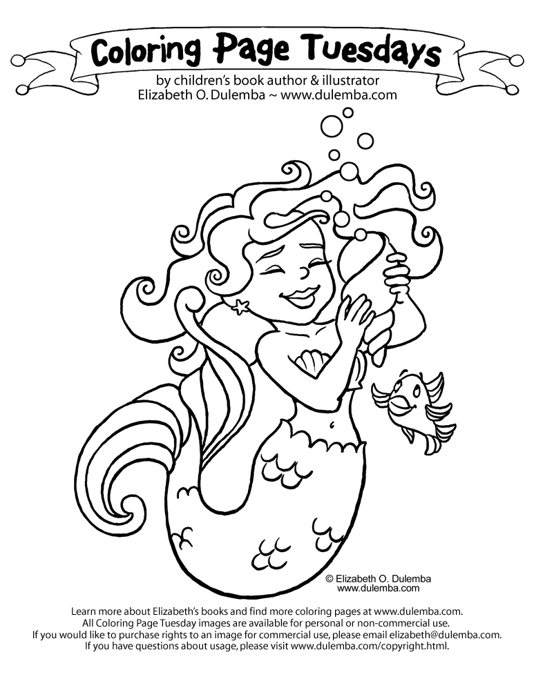 little mermaid sisters coloring pages - photo#29