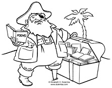 Coloring Page Tuesdays Holidays