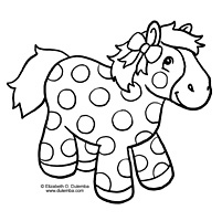 coloring page tuesdays fun stuff - Pretty Pictures To Color