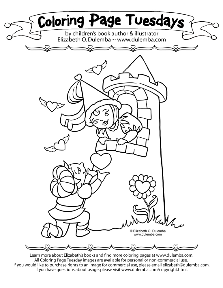 Mixed Coloring Pages
