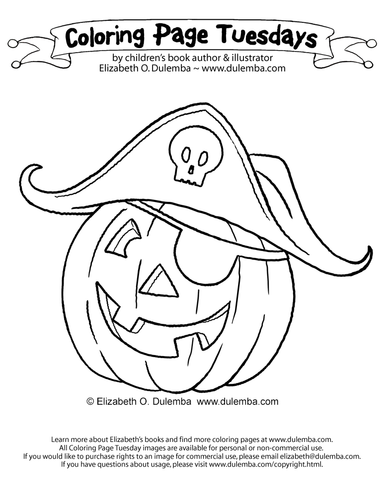 dulemba pirate coloring pages - photo#8