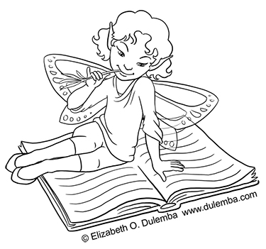 You Know I Love My Reading Fairies