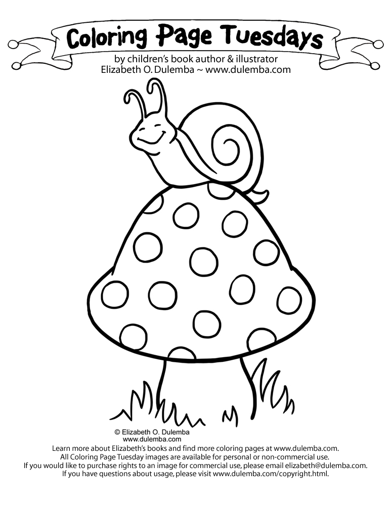 Brain Coloring Pages