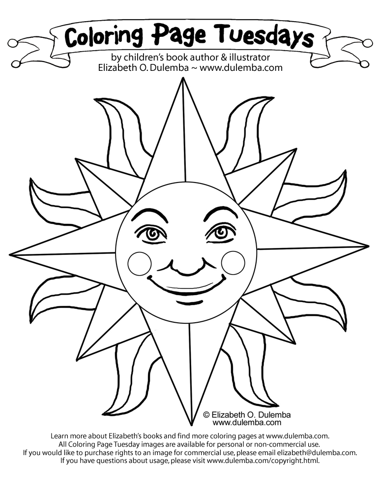 Sun And Moon Faces Drawings | New Calendar Template Site