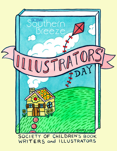 dulemba: 2013 SCBWI Southern Breeze Illustrators' Day