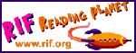 To RIF Reading Planet